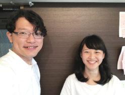 永江 亜椰さんとthink for代表の坂口